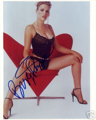 Busy Philipps hand signed sexy photo incredible legs
