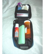 Compact Carrying Case Luggage with Sections and... - $9.95