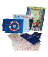 Password Milton Bradley Board Game Replacement Pieces * Vol. 4 / 1964 Ed... - $4.88