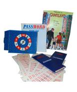 Password Milton Bradley Board Game Replacement Pieces * Vol. 4 / 1964 Edition - $4.88