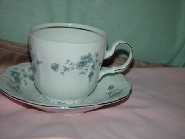 Primary image for Traditions Fine China Johann Haviland Cup & Saucer set