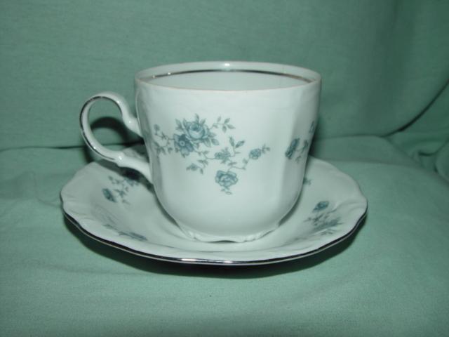 Traditions Fine China Johann Haviland Cup & Saucer set