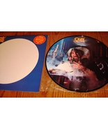 OZZY OZBOURNE LIVE MR. CROWLEY 12-INCH PICTURE DISC LP - $125.00