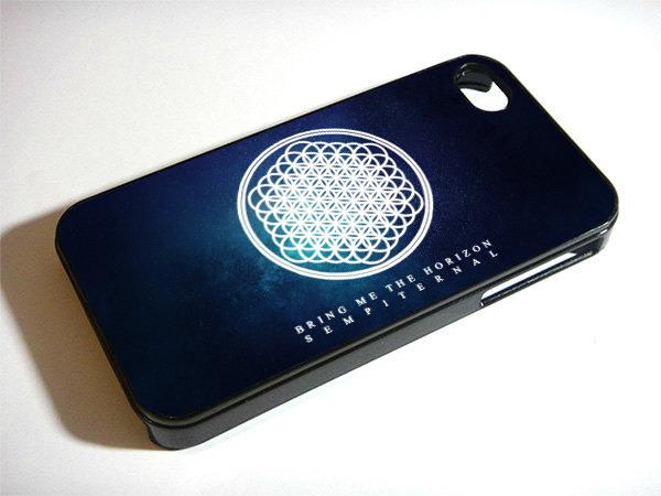 Sempiternal BMTH Logo iPhone 5S 5 4S 4 Samsung Galaxy Note 3 S4 S3 Mini Case - PDA ...  Sempiternal BMT...