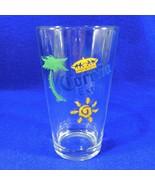 Corona Extra Glass Beer Pint Glasses - Crown / Palm Tree / Sun - $9.50