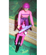 Barbie  On Moped- McDonalds Toy - $2.95