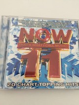 now that's what I call music #11 cd - $16.99