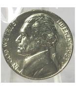 1981-P Jefferson Nickel BU In the Cello #0577 - $2.39