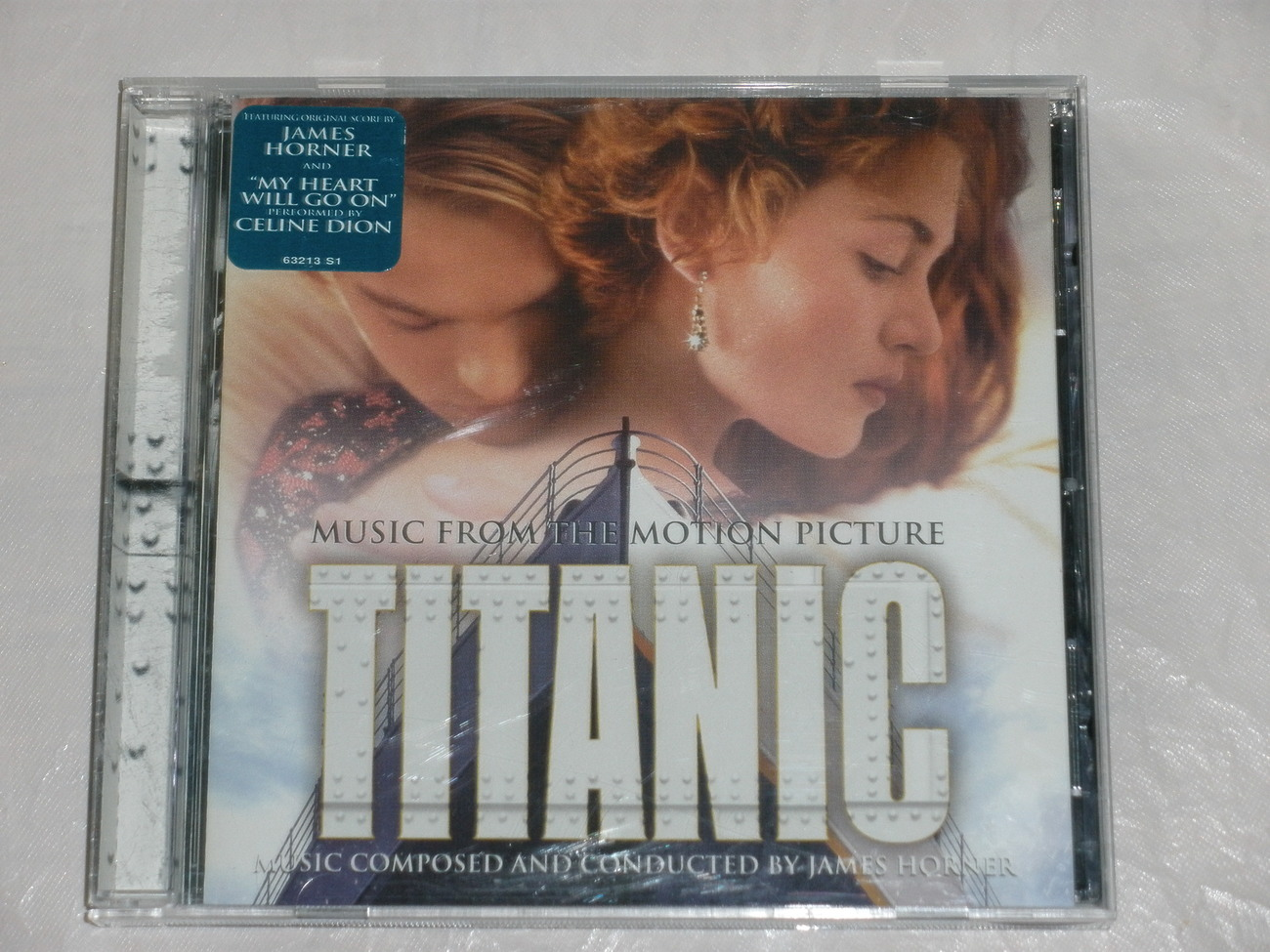 Titanic - Music from the Motion Picture - CD