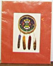 Original Native American Art Reproductions By Saga Wayne Eagleboy Onanda... - $28.95