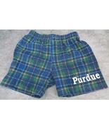 Purdue Toddler's Plaid Boxer Shorts Future Legacy - $12.99