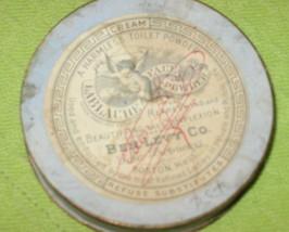 VTG Ben Levy Co. Lablanche Face Powder Box-1920's - $21.00