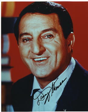 Danny Thomas hand signed autographed photo