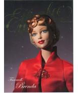 Farewell Brenda Starr Catalog Tonner Dolls Fall... - $3.99