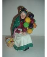 Royal Doulton HN 1315 The Old Balloon Seller Lady Figurine - £51.02 GBP