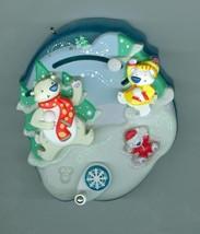 Snowball  Magic  Spin A Magic Hallmark Keepsake Christmas Ornament  - $7.99