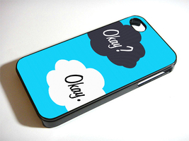The Fault in Our Stars OK iPhone 5S 5 4S 4 Samsung Galaxy Note 3 S4 S3 M... - $14.85