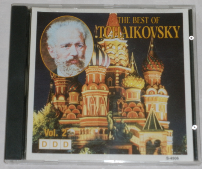 Best of Tchaikovsky, Vol. 2 - CD