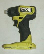 Ryobi 18V Brushless 1/4 In. Impact Driver PSBID01CN U144 - $49.49
