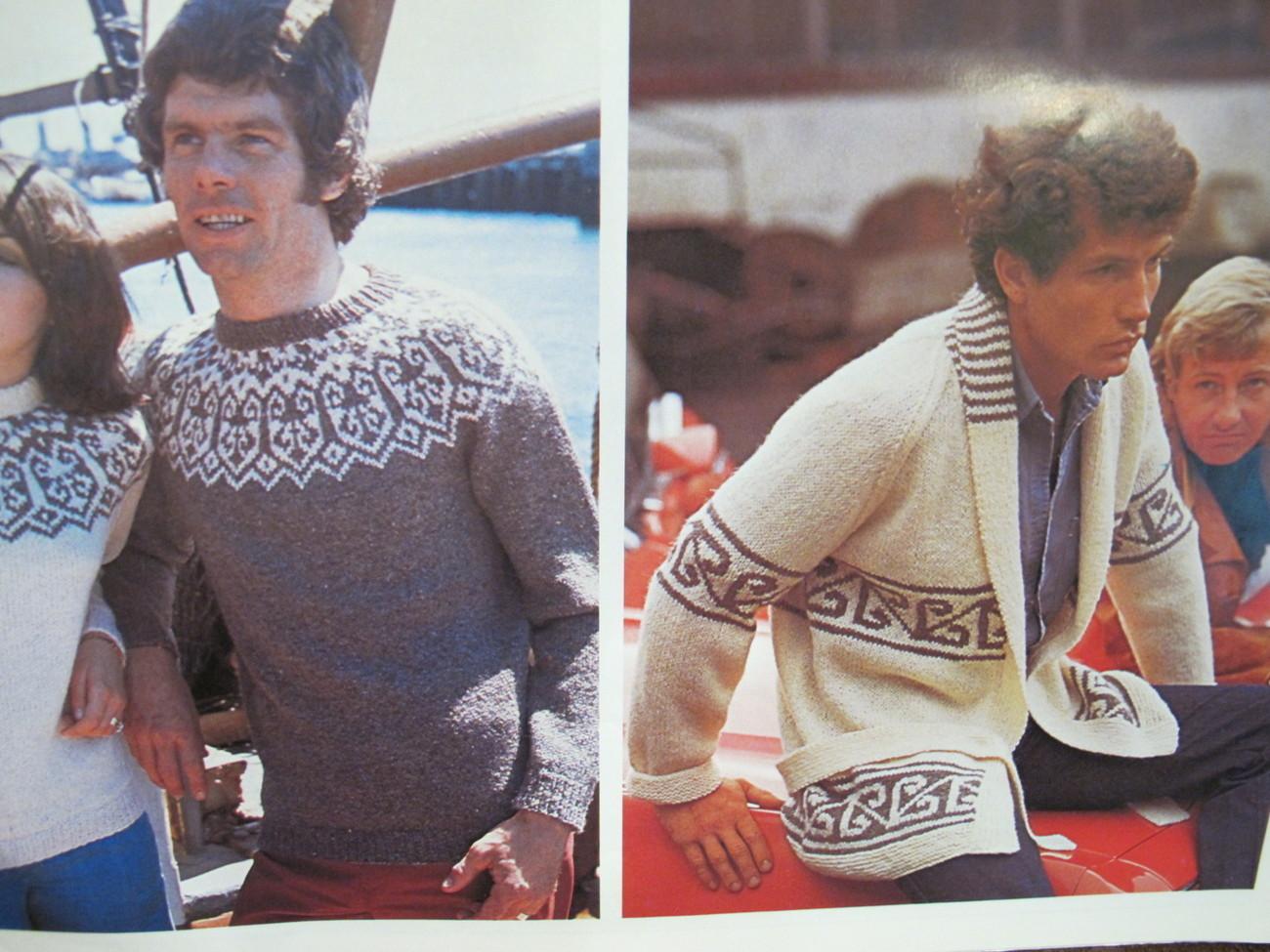 Shepherd New Zealand Knitting Patterns FAMILY Sweaters Pullover Jackets Hat Mitt