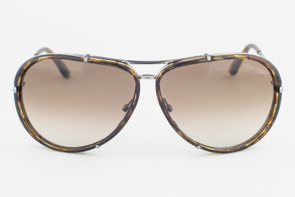 Tom Ford Cyrille Havana Gold / Brown Gradient Sunglasses TF109 14P