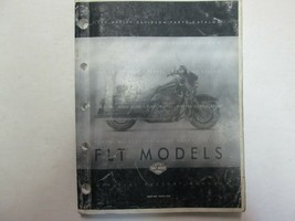1999 Harley Davidson FLT Touring Models Motorcycles Parts Catalog Manual... - $118.75