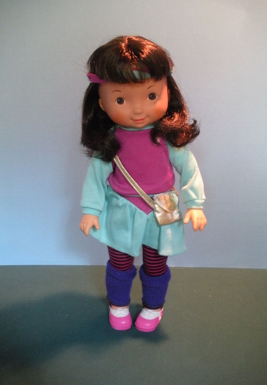 VINTAGE FISHER PRICE MY FRIEND #209 JENNY DOLL NEAR MINT!