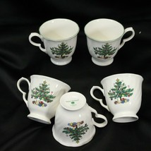 Nikko Happy Holidays Cups Lot of 5 - $25.47