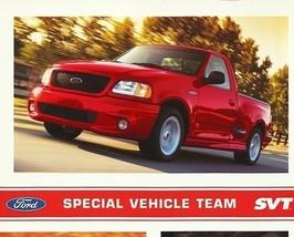 1999 Ford SVT F-150 LIGHTNING sales brochure sheet US 99 - $10.00