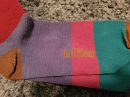 Tuffrider Striped Adult Long Riding Socks multicolor image 2