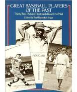 great baseball players of the past 32 baseball postcards rare babe ruth,... - $24.99
