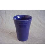 Vintage Fiestaware Cobalt Water Tumbler Fiesta  B - $54.40