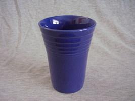 Vintage Fiestaware Cobalt Water Tumbler Fiesta  A - $45.60