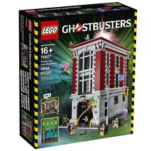 NEW Lego GHOSTBUSTERS Firehouse Headquarters Set 75827 4634 Pieces HTF S... - $692.92
