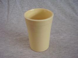 Vintage Fiestaware Ivory Juice Tumbler Fiesta - $28.00