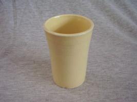 Vintage Fiestaware Ivory Juice Tumbler Fiesta - $25.60