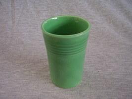 Vintage Fiestaware Original Green Juice Tumbler Fiesta - $25.60