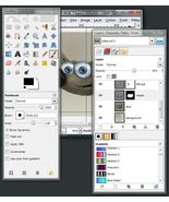 GIMP Image Manipulation Program Great Alternative to Adobe Photoshop + B... - $5.39