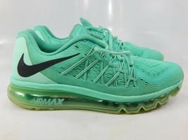 Nike Air Max 2015 Size US 8.5 M (B) EU 40 Women's Running Shoes 698903-303 - $58.67
