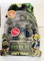 Marvel Incredible Hulk Gray Hulk Grey Video Game Legends C8 Hasbro 2008 - $49.49