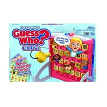 Electronic Guess Who? Extra Game  - $59.00