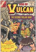 Son of Vulcan Comic Book #50, Charlton Comics 1966 VERY FINE- - $16.39