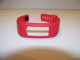Authentic Garmin Vivofit Large Red Band W/ Keeper Brand New - $8.99