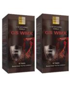 2 Bottles / 2 Month Supply of Gs  Wmx - 2 Herbal - $319.00