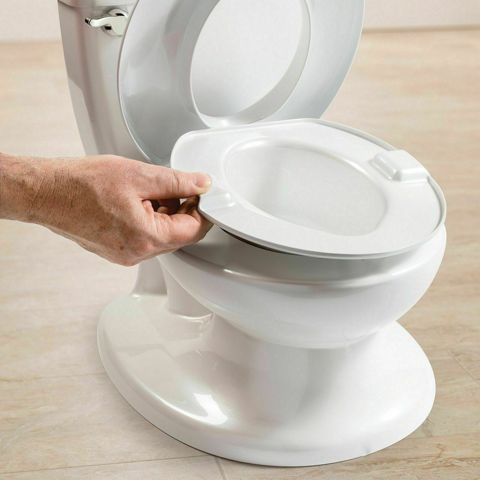 Potty Training Toilet Seat Baby Portable Toddler Chair Kids Girl Boy Trainer NEW