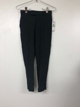 Calvin Klein Big Boys Flat Front Pant, Black, 8 - $19.24