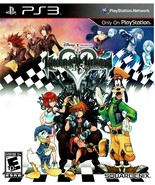 Kingdom Hearts HD 1.5 Remix, Playstation PS3, (2013) by Disney / Square ... - $14.99