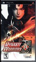 Dynasty Warriors - Playstation Portable - $9.95
