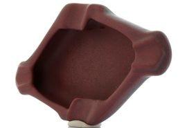Van Briggle Colorado Springs Pottery Mulberry Ashtray No. 20 image 3
