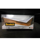 "Scotch® Desktop Tape Dispenser, Metallic Gold & White, 1"" Core - Refillable - $16.78"